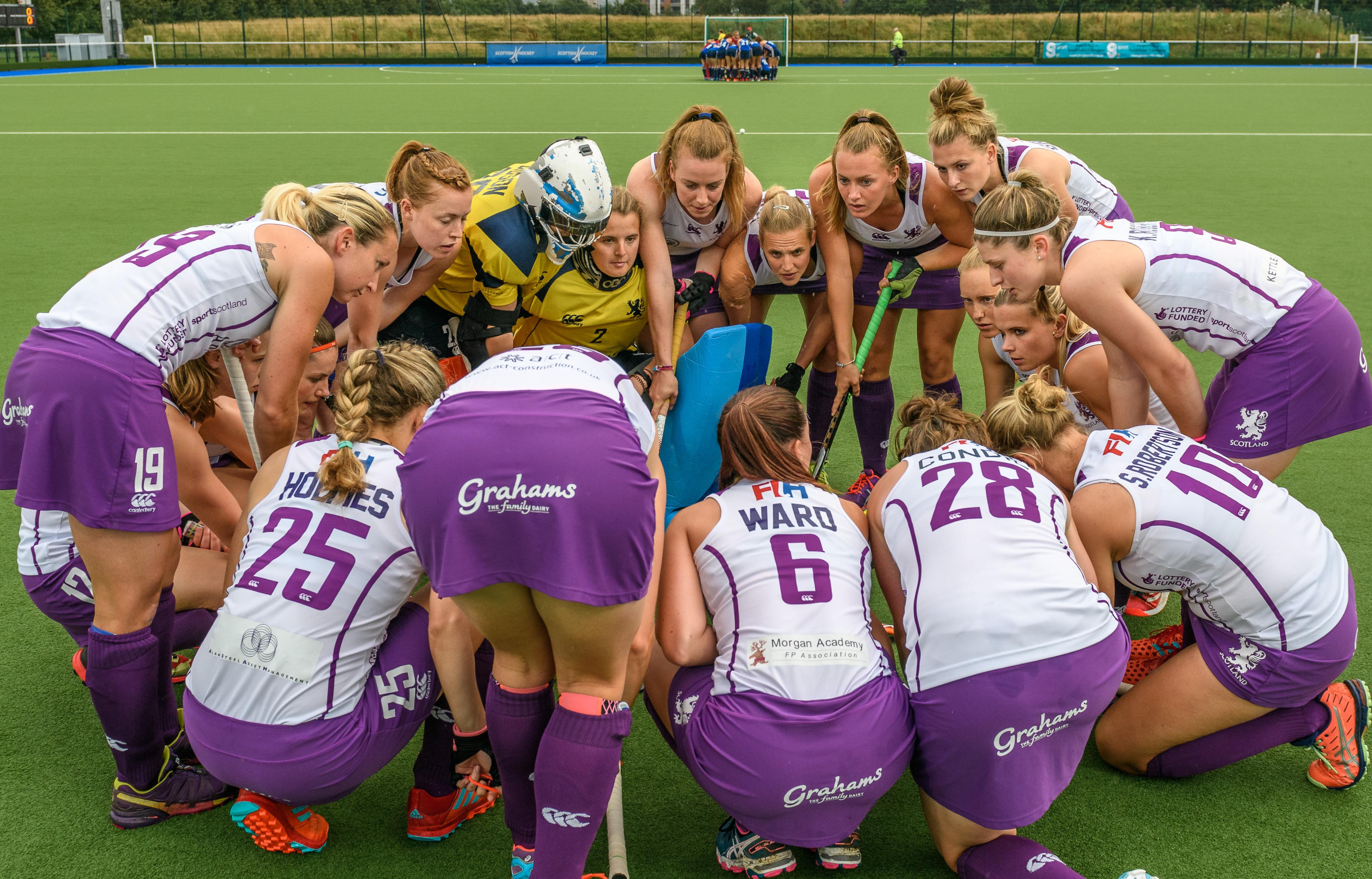 Scotland Women's Squad