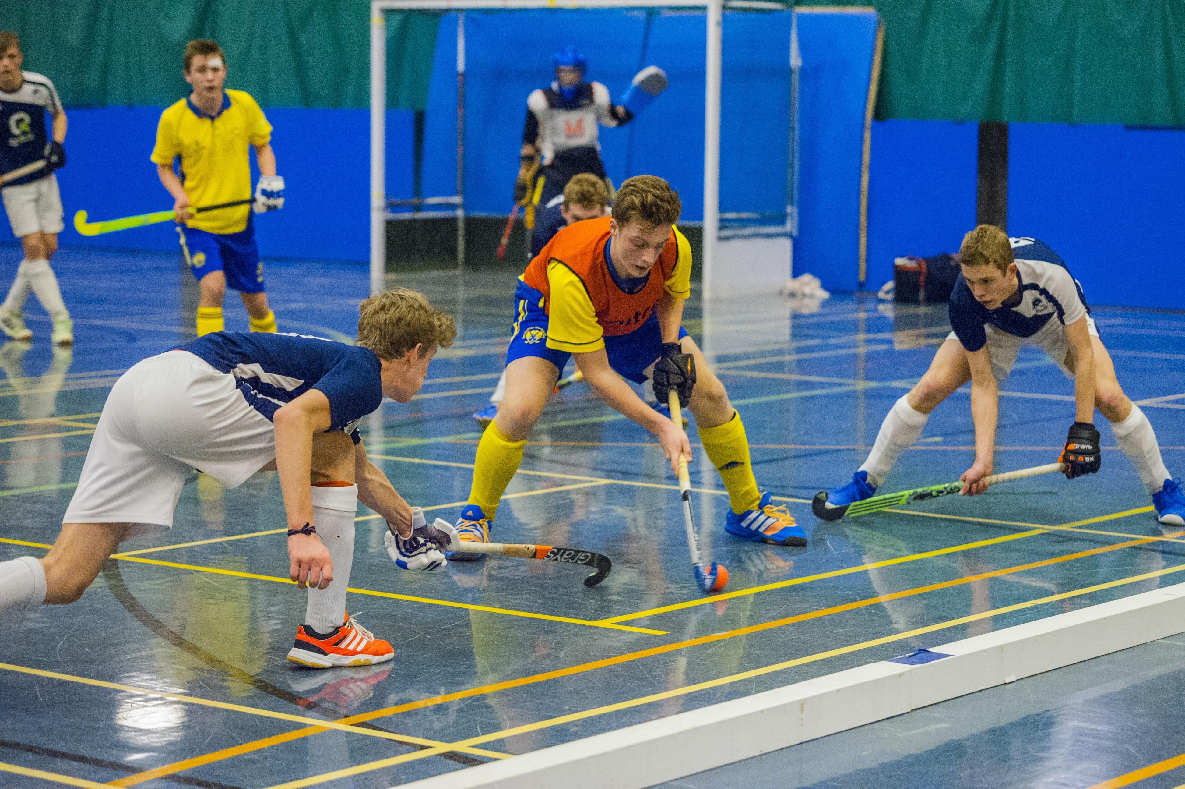 Boys' Indoor Cup 2017 13