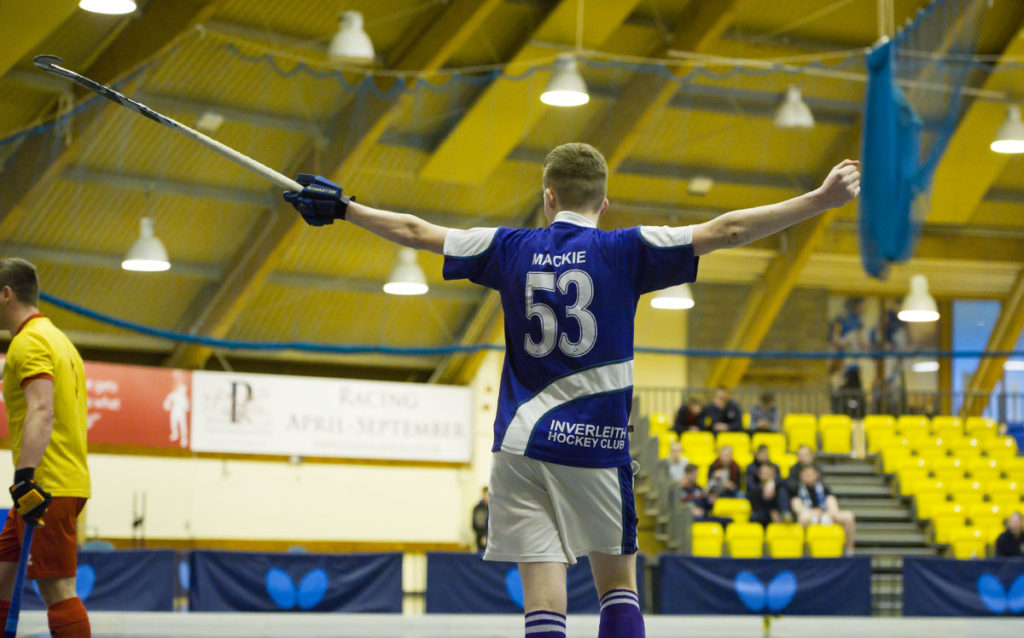 Men S Indoor National League 1 Enters Pool Stage Scottish Hockey