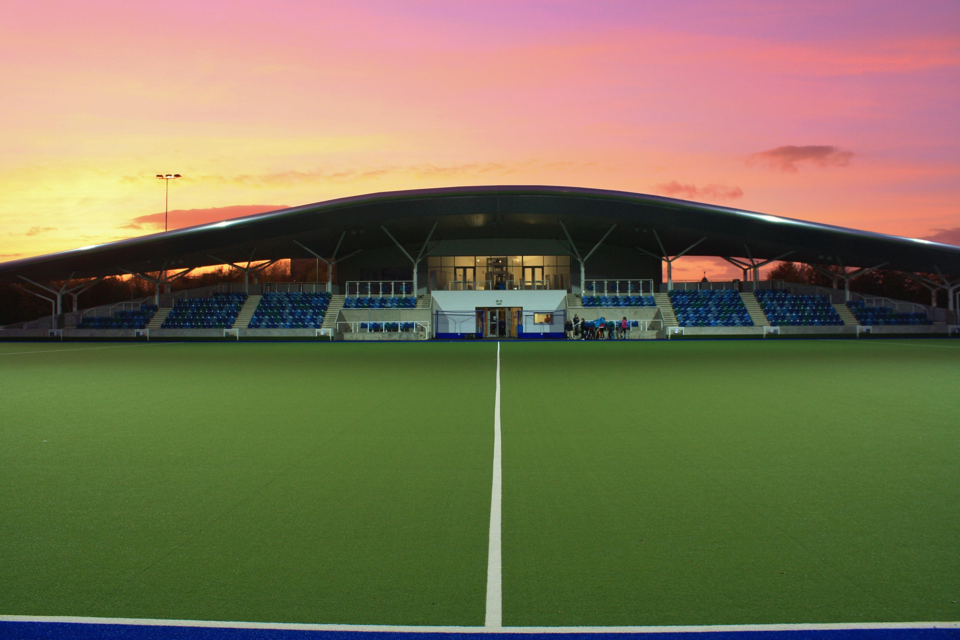 Glasgow National Hockey Centre