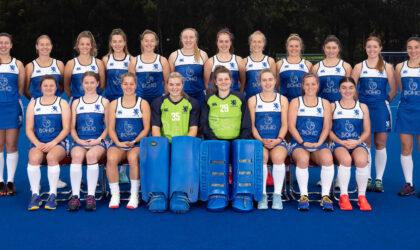 Scottish Hockey Senior Women Team photo Oct 2021 Photo: David P McCarthy