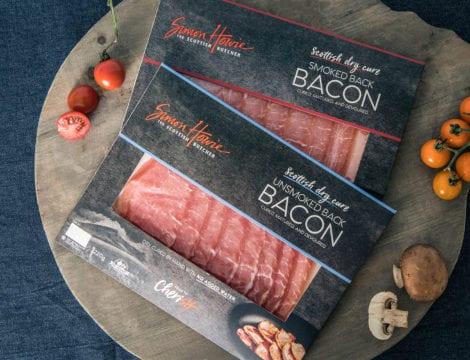 Simon Howie bacon