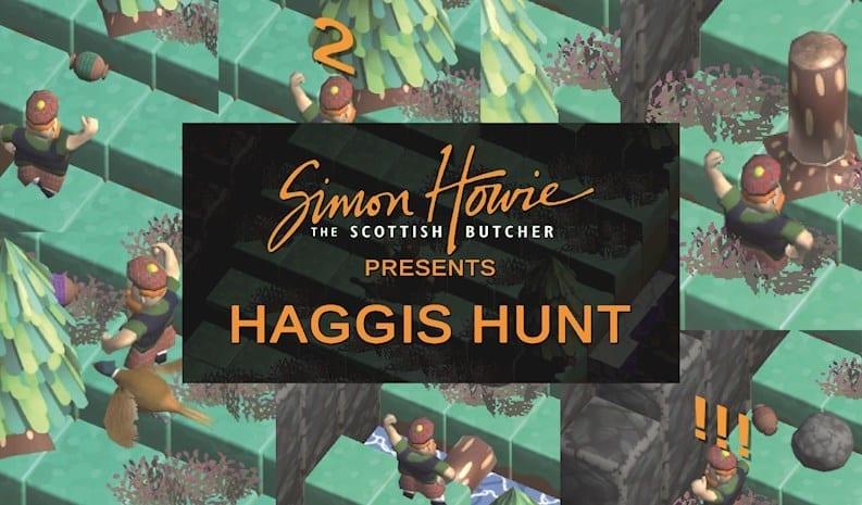 Haggis Hunt Game