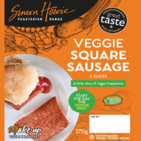 Favourite product Vegetarian Square Sausage 270g