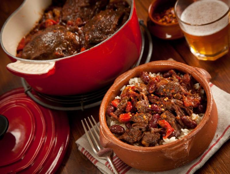 Chilli Beef Casserole