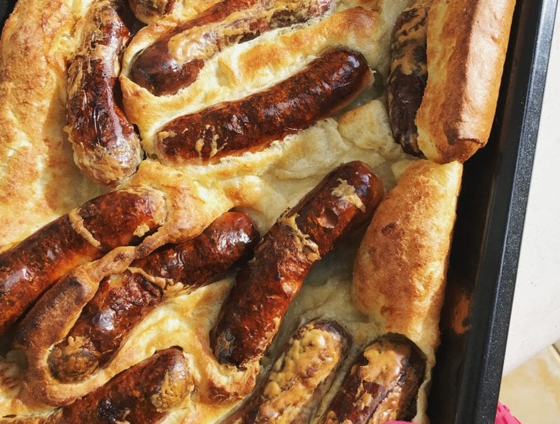 Simon Howie's Toad in the Hole