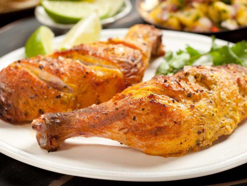 Tandoori Style Chicken