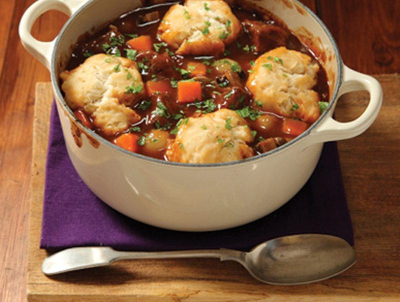 Beef Stew And Dumplings Simon Howie Recipes