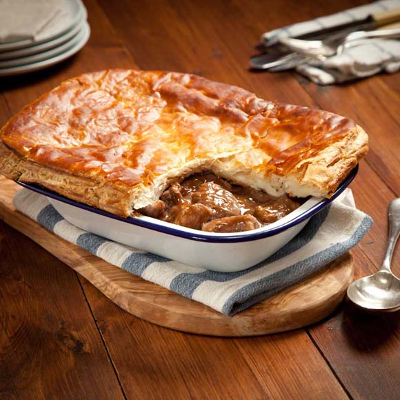 Simon Howie Steak Pie