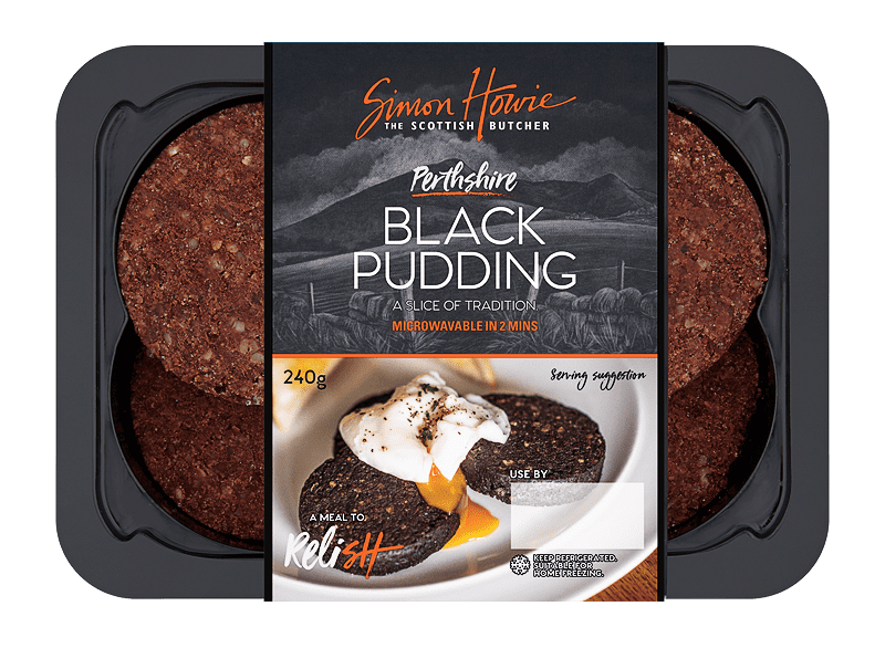 Perthshire Black Pudding 240g