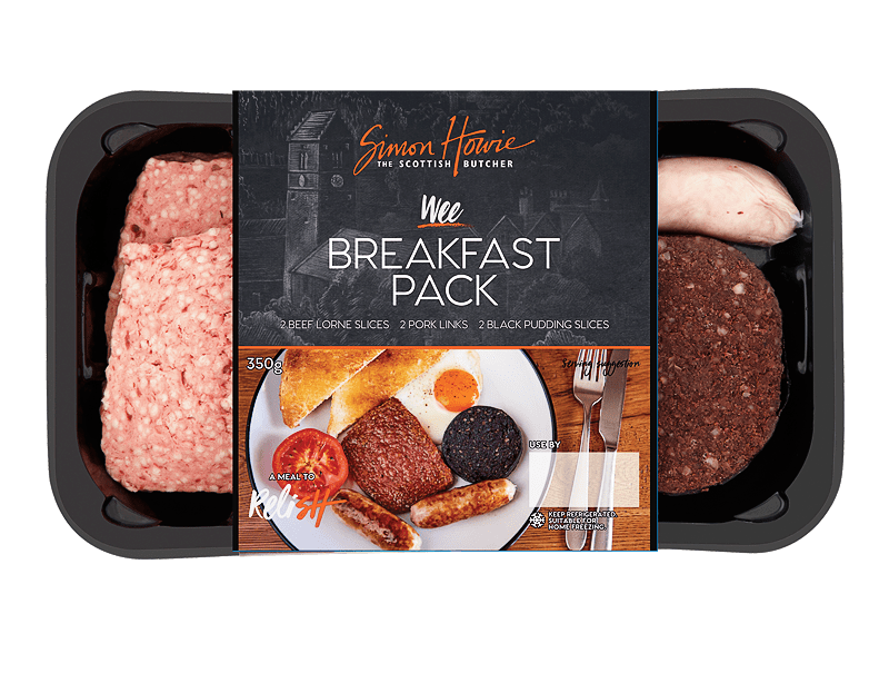 Wee Breakfast Pack 350g