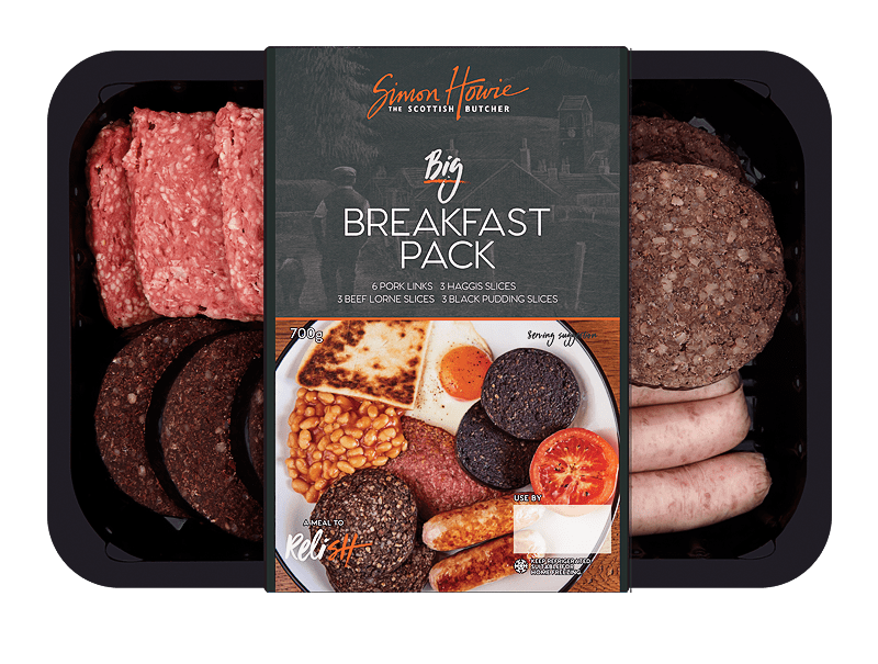 Simon Howie Big Breakfast Pack