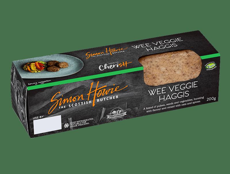 Wee Veggie Haggis 200g