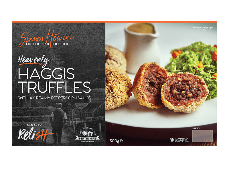 Haggis Truffles