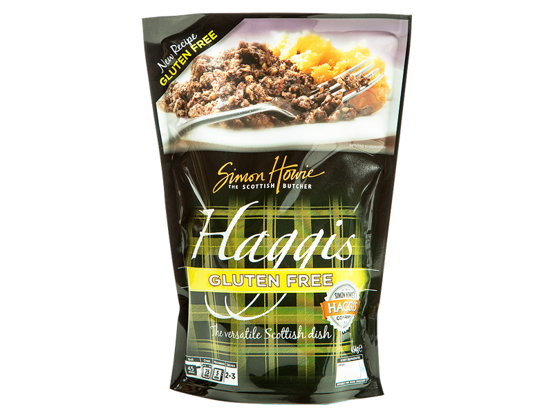 Gluten Free Haggis 454g