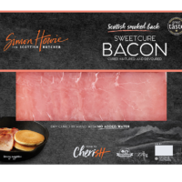 Scottish Smoked Back Sweetcure Bacon 220g