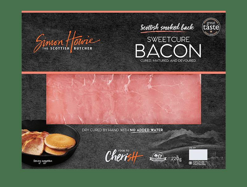 Simon Howie Sweetcure Bacon