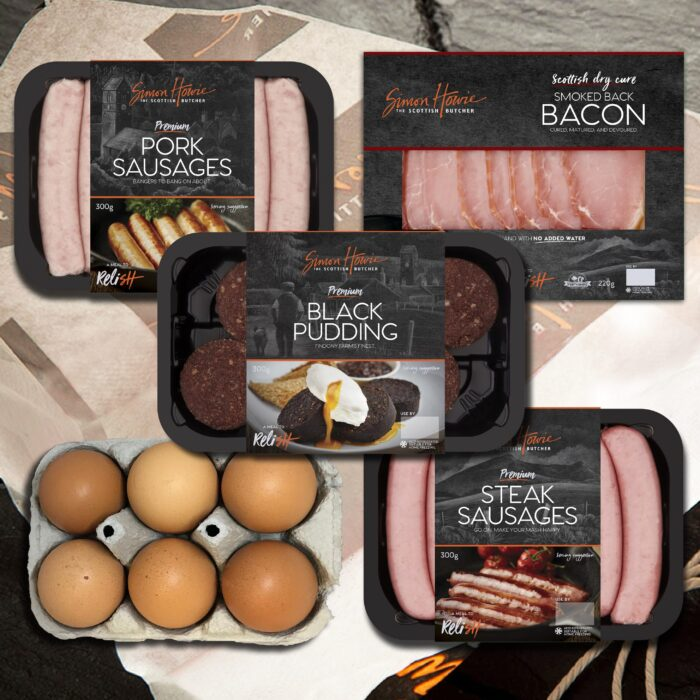Great Scottish Breakfast Pack (Smoked)