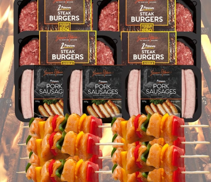 BBQ PACK – LARGE