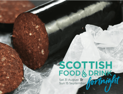 A Wee 'Thank You' this Food & Drink Fortnight