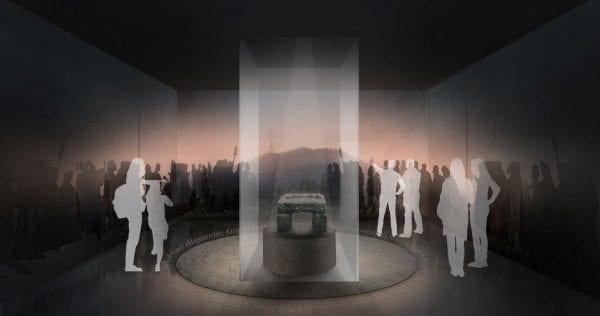 Proposed Stone of Destiny Exhibit