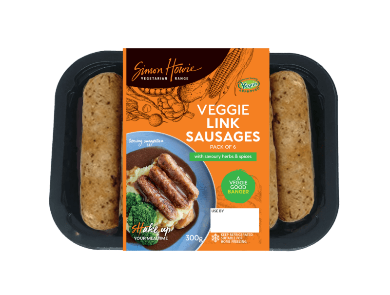 Veggie Link Sausages