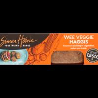 Veggie Haggis Samosas