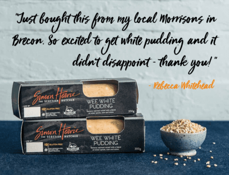 Wee White pudding review