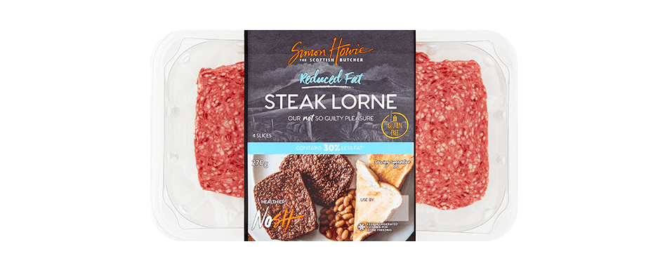 Reduced Fat Steak Lorne 270g