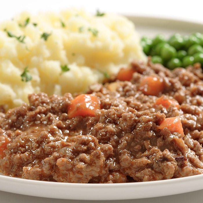 Mince & Tatties