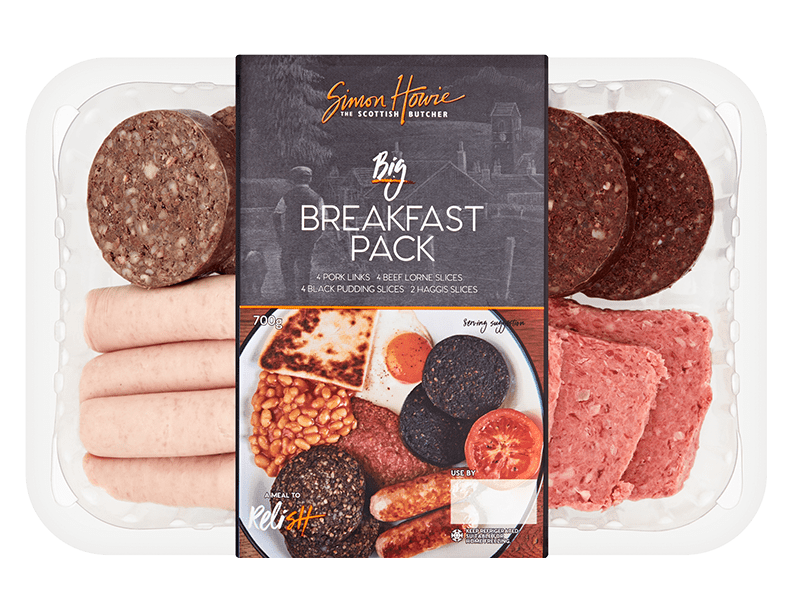 Big Breakfast Pack
