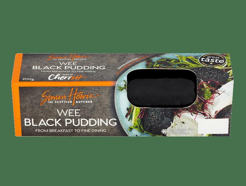 Wee Black Pudding 200g
