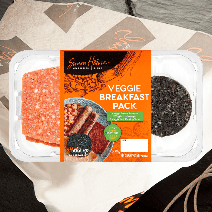 Veggie Breakfast Pack