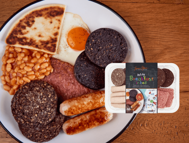 The Perfect Father's Day Breakfast!