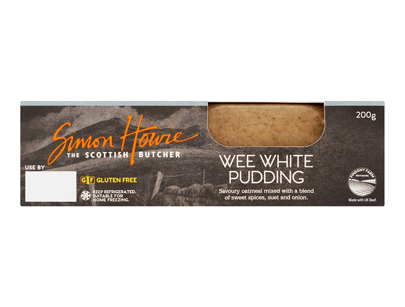 Wee White Pudding 200g