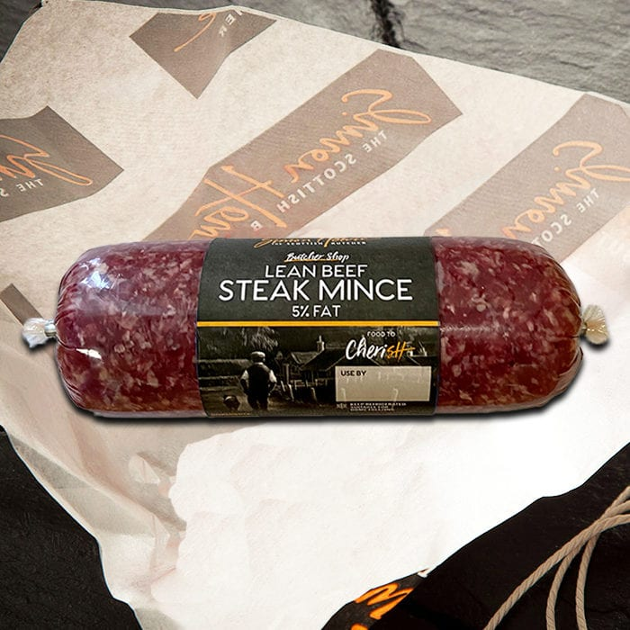 Steak Mince (450g chub)
