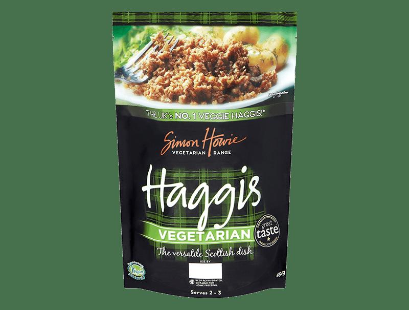 Simon Howie Vegetarian Haggis 454g
