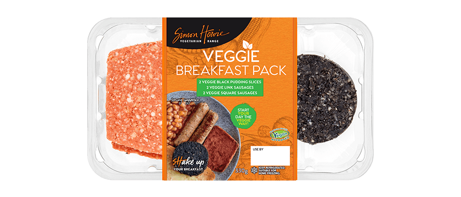Veggie Breakfast Pack 330g