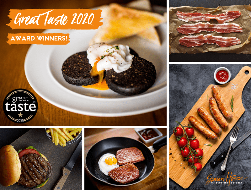 Five Wins at Great Taste Awards 2020!
