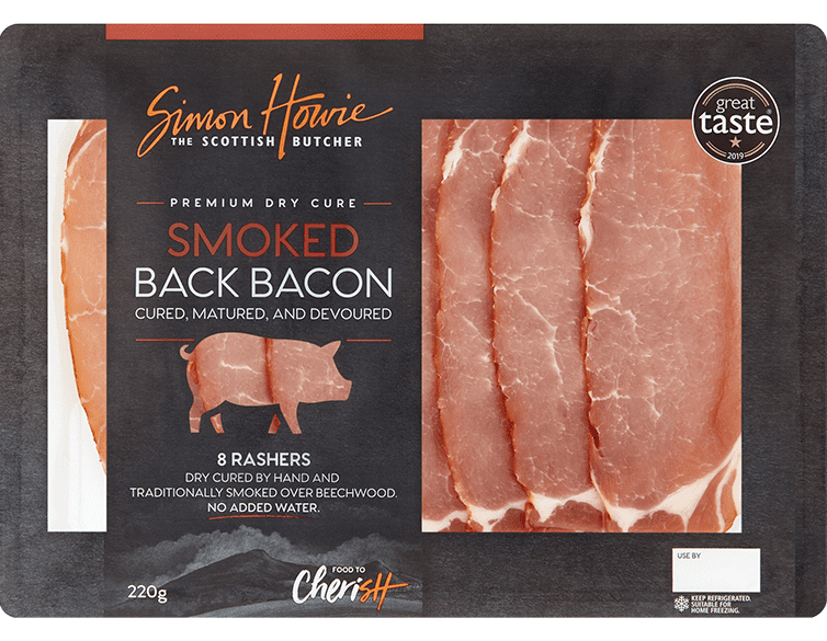 Simon Howie Smoked Bacon