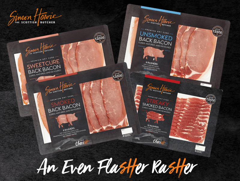 A New Look for Our Dry Cure Bacon
