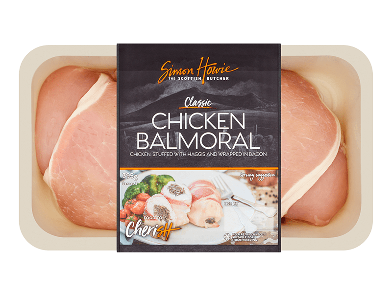 Simon Howie Chicken Balmoral