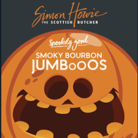 Smoky Bourbon Jumbooos