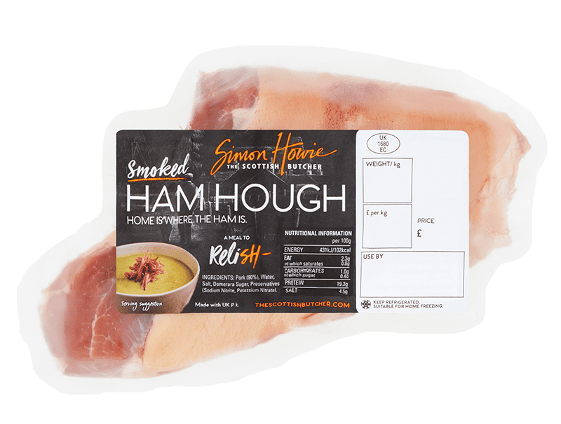 Simon Howie Smoked Ham Hough