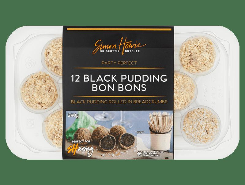 Black Pudding Bon Bons 240g