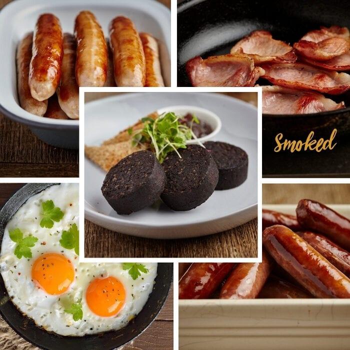 The Great Scottish Breakfast (Smoked Bacon)