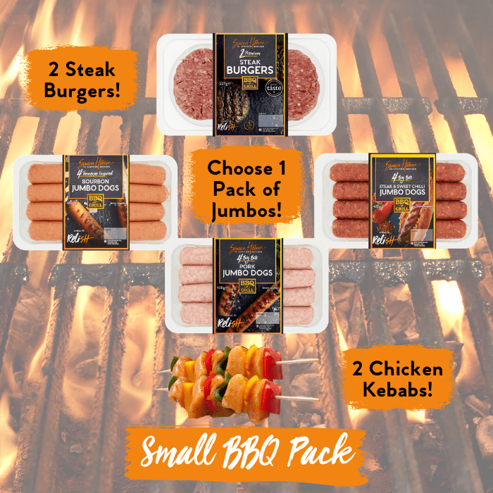 BBQ PACK – SMALL