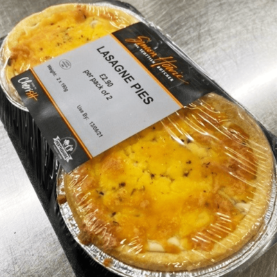 Lasagne Pies