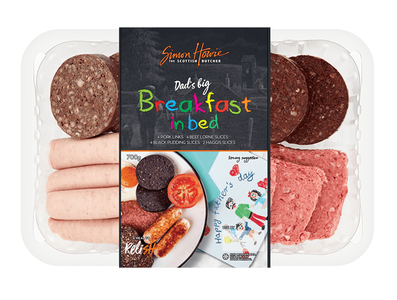 Big Breakfast Pack 700g