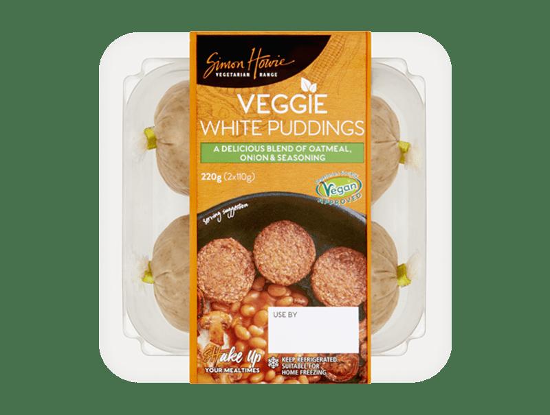 Veggie White Pudding 220g (2 x 110g)